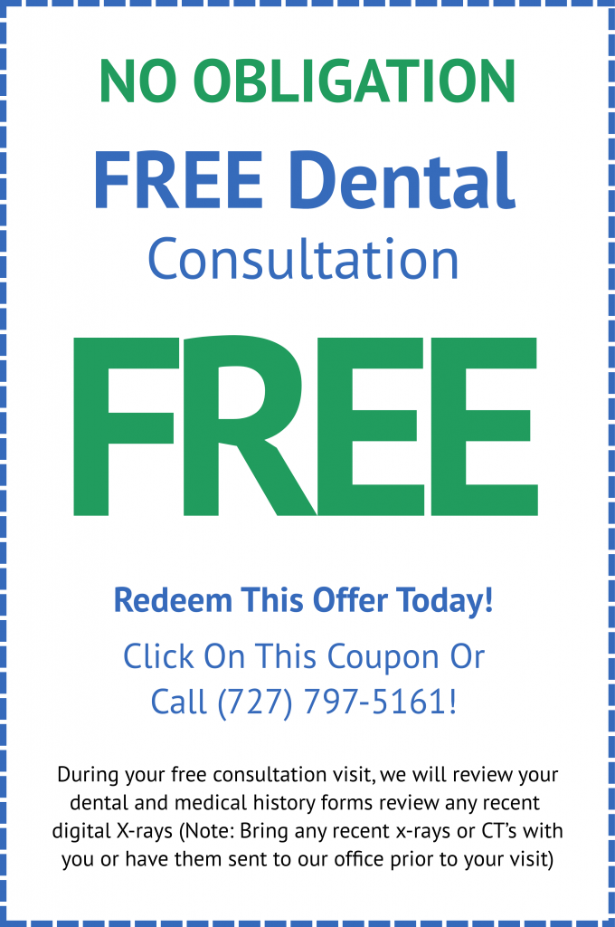 Free Dental Consultation & Second Opinions